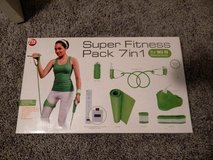 Super fitness pack 7 in 1 for Wii fit in Moody AFB, Georgia