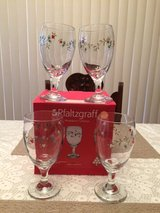 Pfaltzgraff Iced Beverage glass set/4 in Fort Leonard Wood, Missouri
