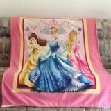Disney Princess Blanket in Cherry Point, North Carolina
