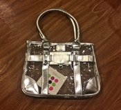 *REDUCED* NEW Silver Britney Spears Believe Purse/ Bag in Okinawa, Japan
