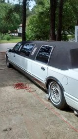 LIMO 1995 LINCOLN TOWN CAR in Dothan, Alabama
