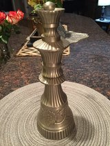 Silver Finial in Shorewood, Illinois