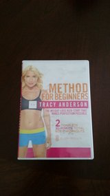 Tracy Anderson workout dvd in Cherry Point, North Carolina