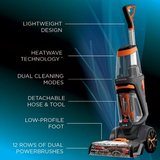 Bissell ProHeat 2X Pet Carpet Cleaner in Fort Irwin, California