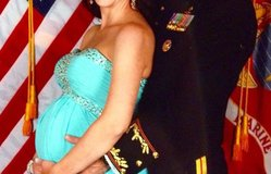 Maternity Ball Gown Adjustable Size in Camp Lejeune, North Carolina