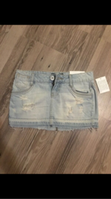 Woman's Guess jeans skirt in Fort Carson, Colorado