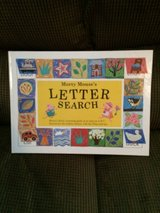 Brand new Morty Mouse's Letter Search book in Vacaville, California