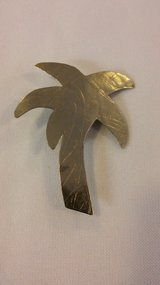 Palm Tree pin/brooch in 29 Palms, California
