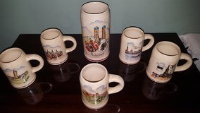 Steins or Mugs? German in Naperville, Illinois