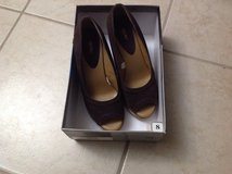 Leather Wedge new in box in Yucca Valley, California