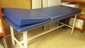 Exam/Treatment Table w/Adjustable Headrest in Conroe, Texas