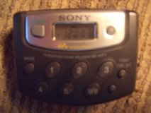 Sony TV/Weather/FM/AM/Walkman SRF-M37V in Warner Robins, Georgia