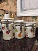 Kitchen Canister Set in Perry, Georgia