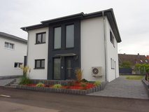 new build house in Homburg in Ramstein, Germany