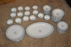 Noritake China Bluebell - 56 Pieces in Beaufort, South Carolina