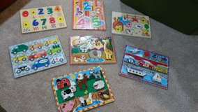 Toddler/Young Child puzzles in Fort Meade, Maryland
