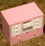 Vintage Sewing / Jewelry Cabinet in St. Charles, Illinois