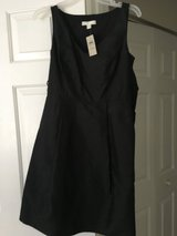 *REDUCED* Ann Taylor brand new 100% silk black formal dress 4 ball wedding prom in Beaufort, South Carolina