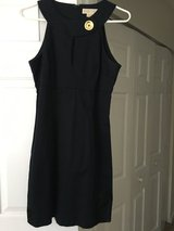 Michael Kors black keyhole sheath dress 8 in Beaufort, South Carolina