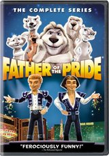 Father of the Pride the complete series in Camp Pendleton, California