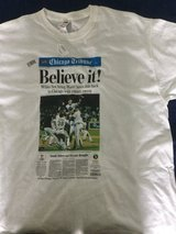 WhiteSox ' Believe it T-Shirt ' XL in Naperville, Illinois
