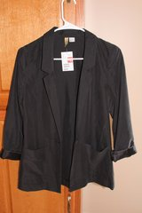 NWT Thin Black Blazer Jacket in Fort Leonard Wood, Missouri