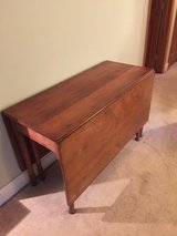 Federal Drop Leaf Table in Joliet, Illinois
