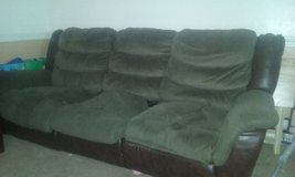 recliner couch in Fairfield, California
