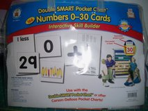 Pocket chart cards Carson dellosa in Fort Campbell, Kentucky