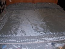 KING SIZE COMFORTER SET COMPLETE  !!!!!!! in Cherry Point, North Carolina