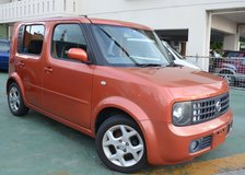 *SALE!* 04 Nissan Cube* Excellent Condition, Clean!* Brand New 2 Year JCI & Road Tax! in Okinawa, Japan