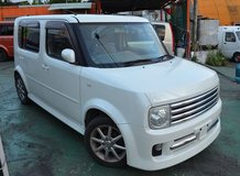 *SALE!* 04 Nissan Cube 3 Rider* Excellent Condition, Clean!* Brand New 2 Year JCI & Road Tax! in Okinawa, Japan