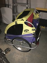Burley Double Bike Trailer - Dlite in Aurora, Illinois