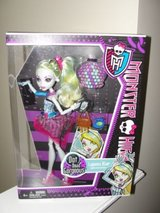 """""""MONSTER HIGH DOT DEAD GORGEOUS LAGOONA BLUE"""" DOLL in Camp Lejeune, North Carolina"""