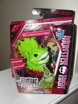 """MONSTER HIGH SECRET CREEPERS CHEWLIAN"" HIDE & DESTROY SECRET NOTES in Camp Lejeune, North Carolina"