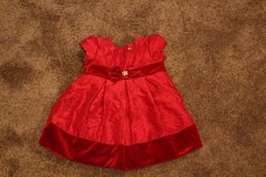 Girls 12 month Christmas Dress in Naperville, Illinois