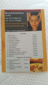 SPA PARTY has to book a package in Ramstein, Germany