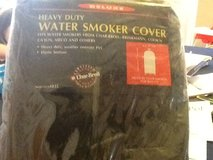 Char Broil heavy duty  water smoker cover in Batavia, Illinois