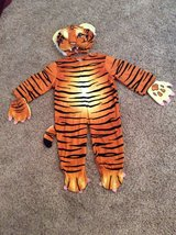 4 pc Tiger Costume by Underwraps Sz 2-4 yrs in Camp Lejeune, North Carolina
