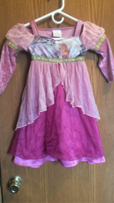 Dress Up Princess Dress-Long Sleeves in Joliet, Illinois