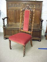 Victorian Walnut Chair in Lakenheath, UK