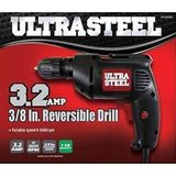 Ultra Steel Electric Drill (New in the box) in Kingwood, Texas
