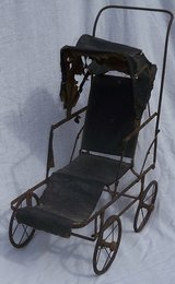 Antique Doll Carriage in St. Charles, Illinois