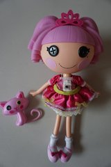 Lalaloopsy Doll Original 2009 Full Size Jewel Sparkles in Naperville, Illinois