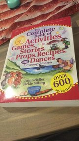 Complete Book of Activities, Games, Stories, Props, & Dances for Young Child (726 pages) in Ramstein, Germany