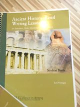 Institute for Excellence in Writing (IEW) Ancient History-Based Writing Lessons Teacher Manual a... in Ramstein, Germany