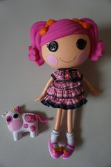 Lalaloopsy Doll Original 2009 Full Size Berry Jars 'N' Jam in Naperville, Illinois