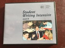 Institute for Excellence in Writing (IEW) Student Writing Intensive Level B (Middle School) DVDs... in Ramstein, Germany