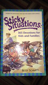 Book - Sticky Situations - youth devotions in Kingwood, Texas