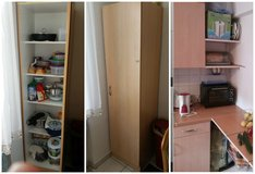 LOOKING FOR TO BUY a tall cabinet in Ramstein, Germany